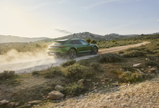 Porsche Taycan Cross Turismo Turbo S : le break furtif