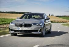 BMW 520e PHEV (2021)