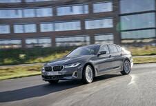BMW 520e hybride rechargeable - le top pour les flottes