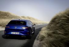 Volkswagen Arteon Shooting Brake R (2021) - un style sportif et élégant