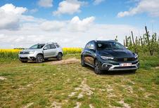 Dacia Duster vs Fiat Tipo Cross