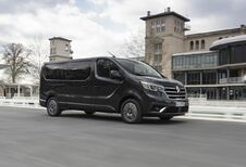 Renault Trafic SpaceClass 2021 : pour famille VIP