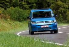 Volkswagen Caddy California Maxi 2.0 TDI 122 DSG : Chambre avec vue
