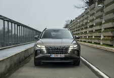 Hyundai Tuscon Plug-in Hybrid - le roi des flottes