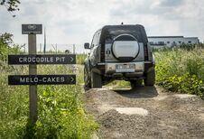 Land Rover Experience : l'art du 4x4