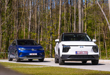 Aiways U5 vs Volkswagen ID.4