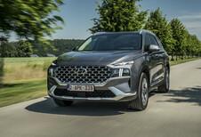 Hyundai Sante Fe Plug-in Hybrid - dino met toekomst