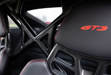 Porsche 911 «992» GT3  2021 : De la piste à la route!