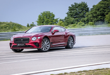 Bentley Continental GT Speed 2021  - Opération contrepoids