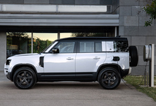 Land Rover Defender 110 P400e PHEV : cabri silencieux