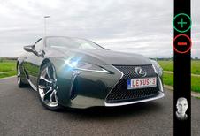 Que pensez-vous de la Lexus LC500 Convertible ?