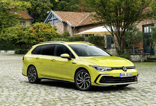Volkswagen Golf 8 Variant 1.0 eTSI 110 : en harmonie