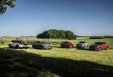 Hyundai Bayon en Opel Mokka versus de SUV-concurrentie