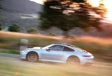 Porsche 911 GT3 Touring - Avancer masquée