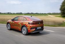 Volkswagen ID.5 GTX - prototypetest met de ID.4 Coupé-SUV