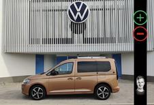 Qu'avez-vous pensé du Volkswagen Caddy