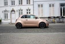 Fiat 500 e 3+1, porte dérobée
