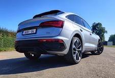 Audi Q5 55 TFSI e Sportback - moins pour plus