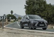 Lexus NX : enfin branché