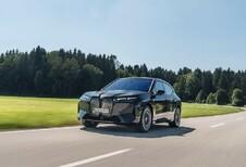 BMW iX xDrive50 (2021)