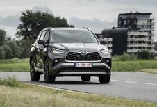 Toyota Highlander : Grote Vriendelijke Reus