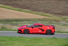 Corvette (C8) Stingray : Budget-Ferrari?