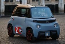 Citroën AMI, la mobilité en circuit court