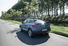 Volvo C40 Recharge Twin: Gantoise pour les LEZ
