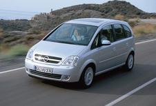 Fiat Idea 1.9 JTD & Opel Meriva 1.7 CDTI