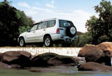 Suzuki Grand Vitara XL-7 2.0 HDi
