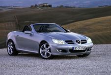 Mercedes SLK 200 K