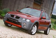 Citroën CR X-TR 1.4 HDi 16V, Rover Streetwise 2.0 TD & VW Polo Fun 1.4 TDI