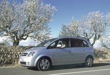 Fiat Idea 1.4 16V, Opel Meriva 1.4 Twinport & Renault Modus 1.4 16V