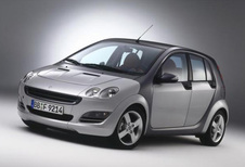 Smart Forfour 1.5 cdi 68 & 92