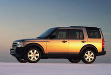 Land Rover Discovery TDV6 & V8 HSE