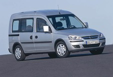 Fiat Doblò, Ford Tourneo Connect, Opel Combo & Volkswagen Caddy People
