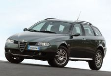 Alfa Romeo Crosswagon Q4 1.9 JTD