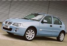 Chevrolet Lacetti 1.4, Hyundai Accent 1.3, Kia Rio 1.3 & Rover 25 1.4