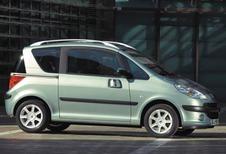 Peugeot 1007 1.4, 1.6 & 1.4 HDi