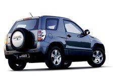 Suzuki Grand Vitara 1.6 & 2.0