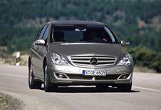 Mercedes R 320 CDI & R 350