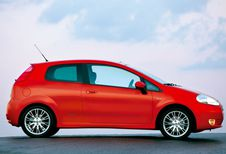 Fiat Grande Punto 1.2 & 1.4