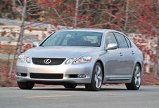 Lexus GS 450h & GS 430