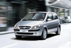 Hyundai Getz 1.5 CRDi 110 & 1.4