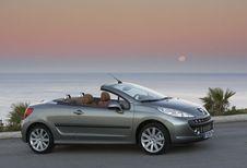Peugeot 207 CC 1.6 T & 1.6 HDi