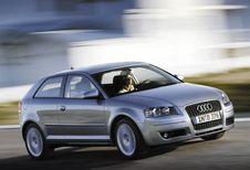 Audi A3 1.8 TFSI & 1.9 TDI e