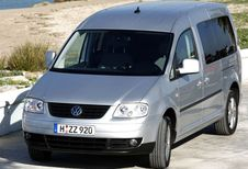 VW Caddy Maxi Life 2.0 TDI