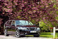 Saab 9-3 Sport-Hatch Turbo X