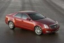 Cadillac CTS 3.6 V6 AWD Auto.