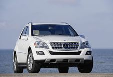 Mercedes ML Bluetec